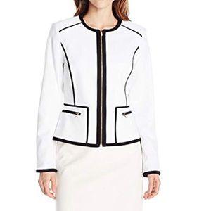 Calvin Klein Fashion Women's Detail Jacket